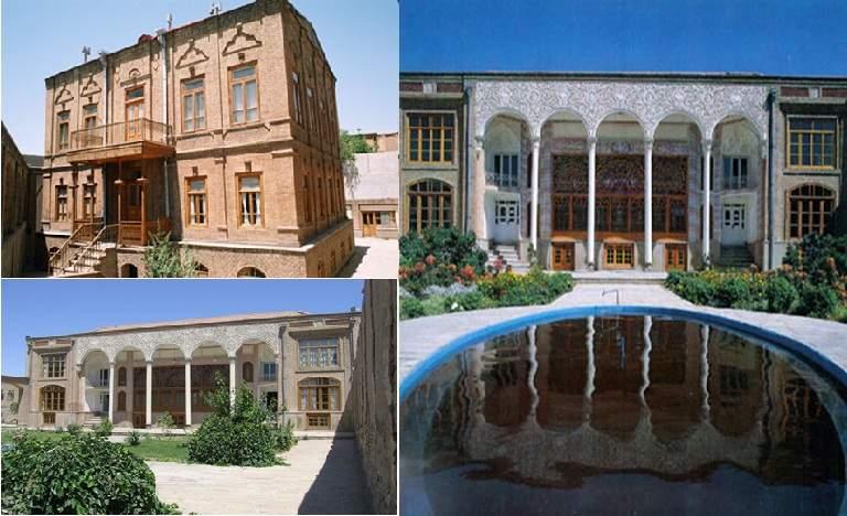 پاو وینت بررسی خانه های تاریخی تبریز