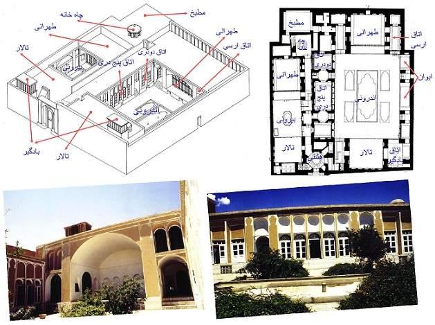 پاو وینت بررسی یک نمونه بنای تاریخی ،طراحی معماری 1